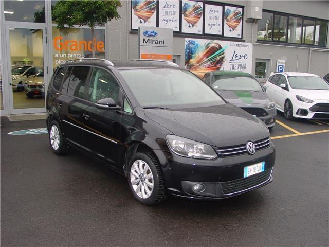 sold vw touran 1 4 tsi metano 150 used cars for sale. Black Bedroom Furniture Sets. Home Design Ideas