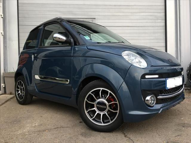 Sold Microcar M Go Mgo 33 Progress Used Cars For Sale