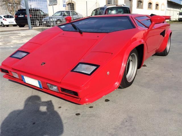 Venduto Lamborghini Countach Replica Auto Usate In Vendita
