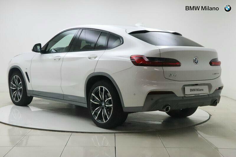 Venduto BMW X4 xDrive20d Msport-X del. - auto usate in vendita