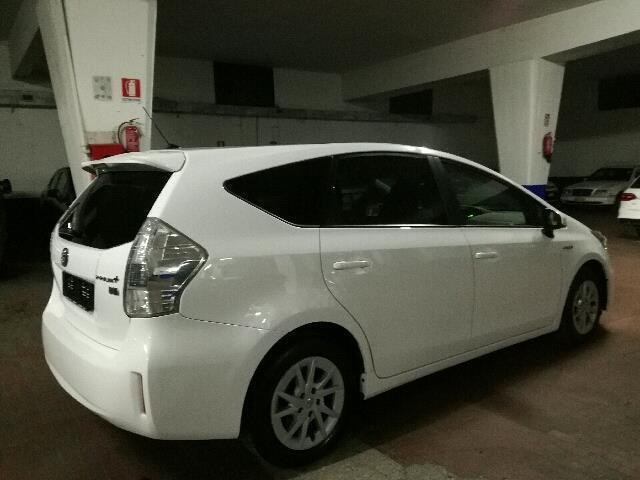 sold toyota prius plus 1 8 hybr used cars for sale. Black Bedroom Furniture Sets. Home Design Ideas