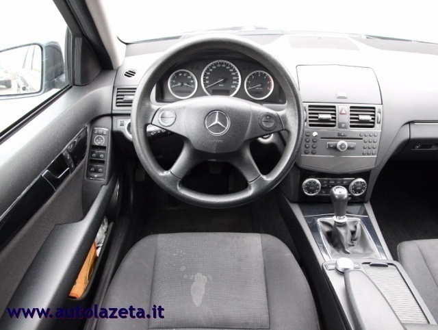 usata Mercedes C220 CDI S.W. BlueEFFICIENCY Classic rif. 7329995