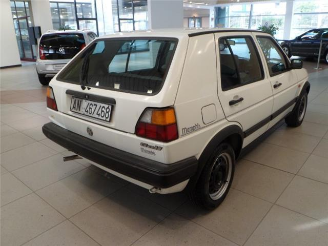 sold vw golf 1 6 memphis mk ii used cars for sale autouncle. Black Bedroom Furniture Sets. Home Design Ideas