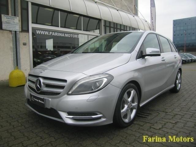 gebraucht Mercedes B180 CDI BlueEFFICIENCY Premium Sport