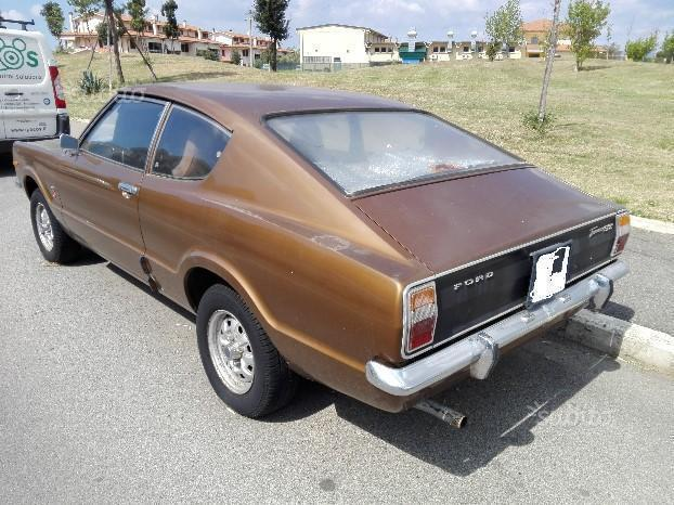 sold ford taunus gt coup 1970 19 used cars for sale. Black Bedroom Furniture Sets. Home Design Ideas
