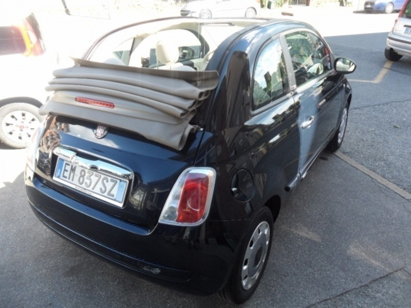 sold fiat 500c 1 2 pop star used cars for sale autouncle. Black Bedroom Furniture Sets. Home Design Ideas