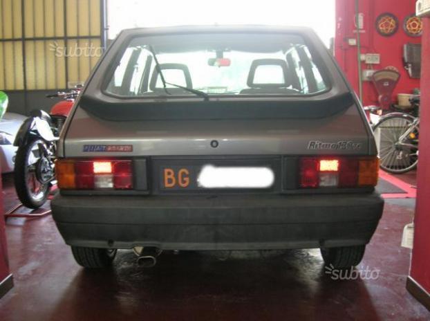 Fiat ritmo usata 150 fiat ritmo in vendita autouncle - Porte finestre usate subito ...