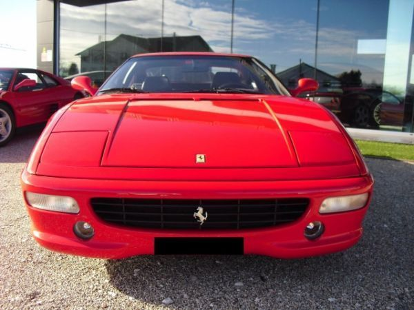 Sold Ferrari F355 Challenge Used Cars For Sale Autouncle