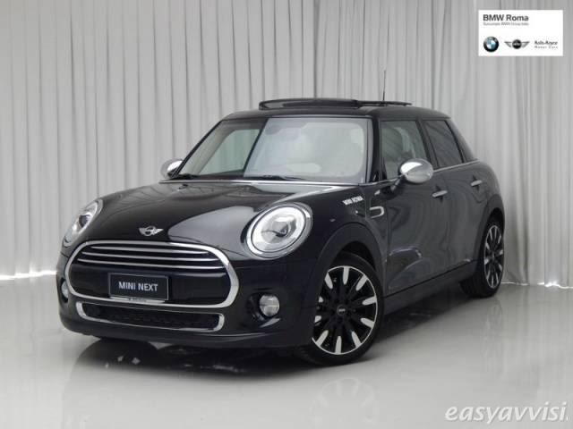 sold mini cooper 5 porte b used cars for sale autouncle. Black Bedroom Furniture Sets. Home Design Ideas