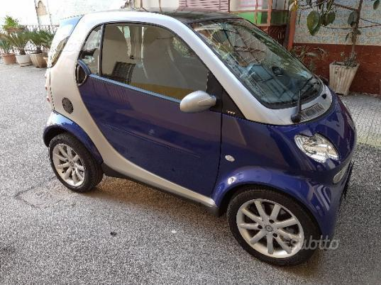 sold smart fortwo coup 700 passio used cars for sale autouncle. Black Bedroom Furniture Sets. Home Design Ideas