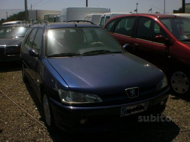 sold peugeot 306 2 0 hdi s w 90 c used cars for sale autouncle. Black Bedroom Furniture Sets. Home Design Ideas