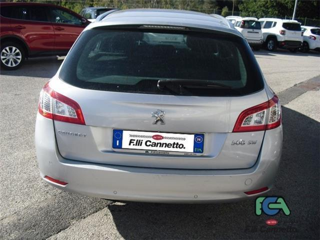 sold peugeot 508 2 0 hdi 140cv sw used cars for sale. Black Bedroom Furniture Sets. Home Design Ideas