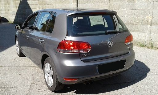 sold vw golf vi 1 4 tsi 122 cv 112 used cars for sale autouncle. Black Bedroom Furniture Sets. Home Design Ideas