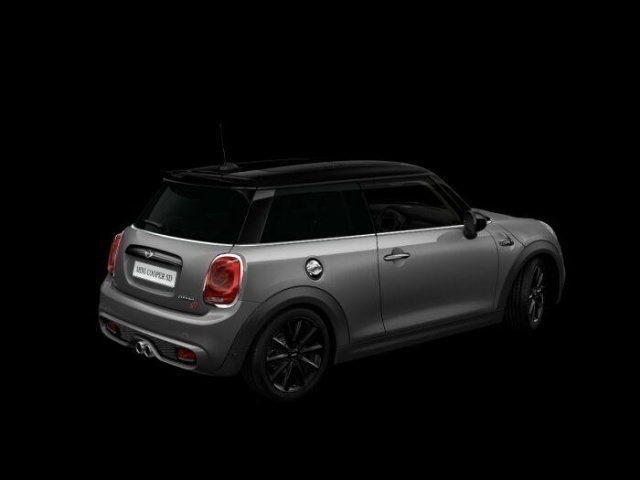 sold mini cooper sd 2 0 5 porte 17 used cars for sale. Black Bedroom Furniture Sets. Home Design Ideas
