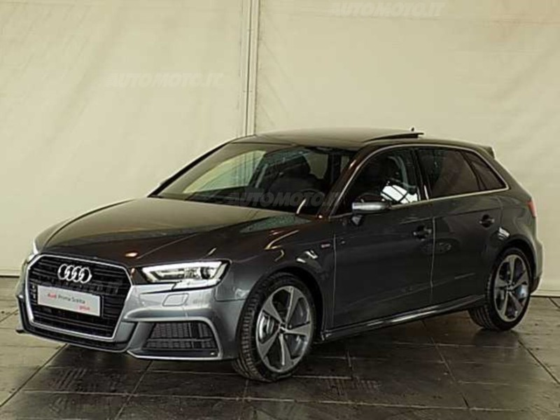 Sold Audi A3 Sportback 2 0 Tdi S T