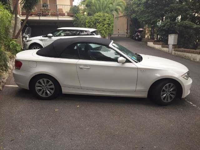 sold bmw 120 cabriolet 120d cat 3 used cars for sale autouncle. Black Bedroom Furniture Sets. Home Design Ideas