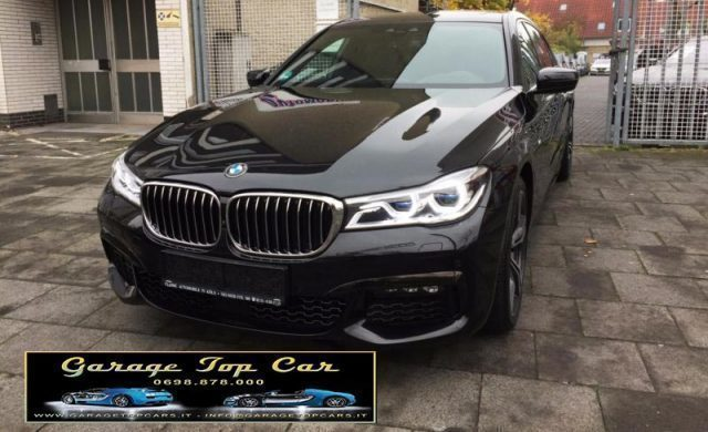 Sold bmw 730 usata del 2017 a roma used cars for sale for 730 anno 2017