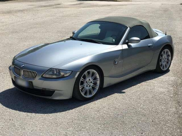 Sold Bmw Z4 3 0si Cat Roadster Har Used Cars For Sale