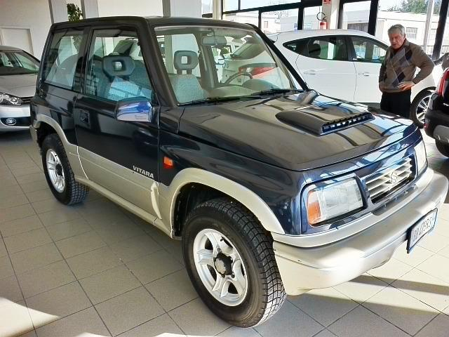 sold suzuki vitara 1 9 td 3 porte used cars for sale autouncle. Black Bedroom Furniture Sets. Home Design Ideas