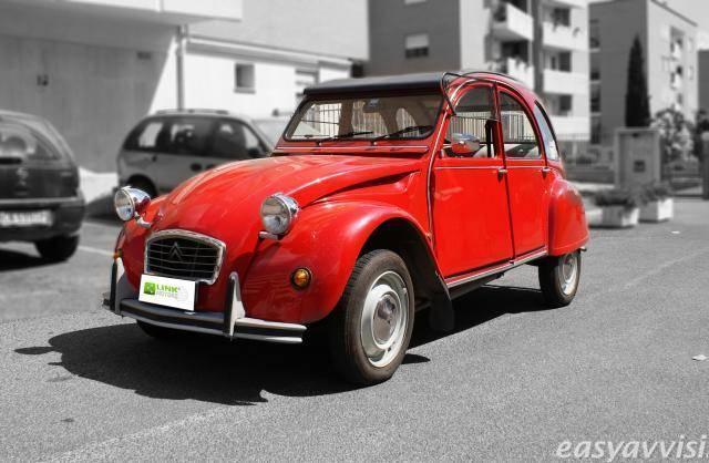 Sold citro n 2cv 6 club sempre ga used cars for sale for Garage citroen avignon mistral 7