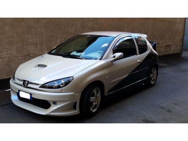 sold peugeot 206 2 0 hdi xt 3 porte used cars for sale. Black Bedroom Furniture Sets. Home Design Ideas