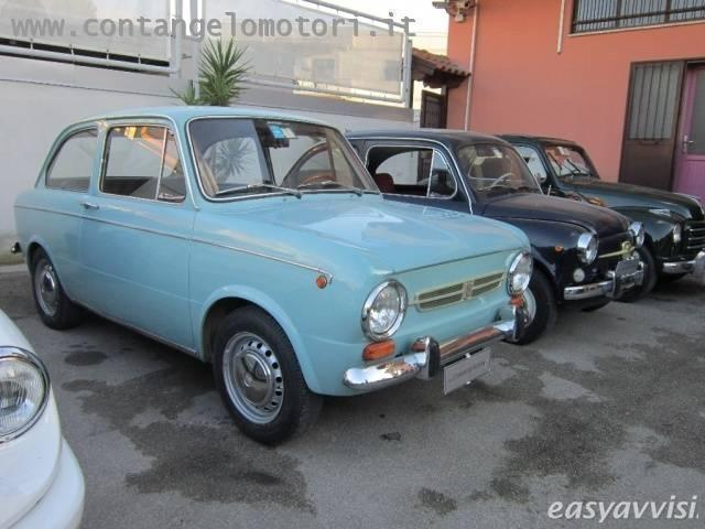 sold fiat 850 special benzina 2 3 used cars for sale autouncle. Black Bedroom Furniture Sets. Home Design Ideas