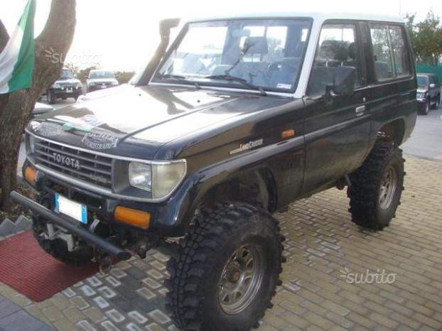 sold toyota land cruiser 3 0 turbo used cars for sale. Black Bedroom Furniture Sets. Home Design Ideas