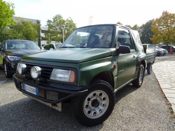Hard Top Suzuki Vitara Usato