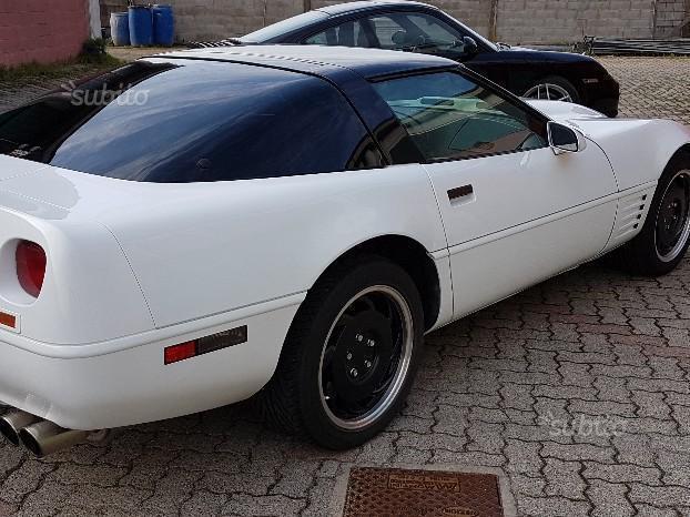Sold Chevrolet Corvette C4 Corvett Used Cars For Sale