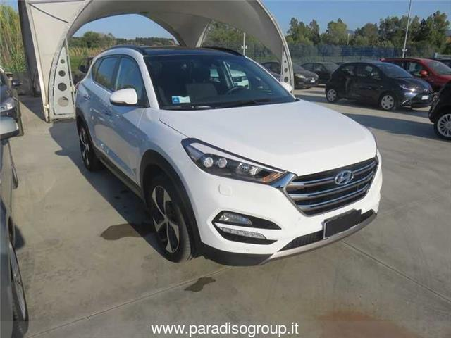 sold hyundai tucson usata del 2016 used cars for sale autouncle. Black Bedroom Furniture Sets. Home Design Ideas