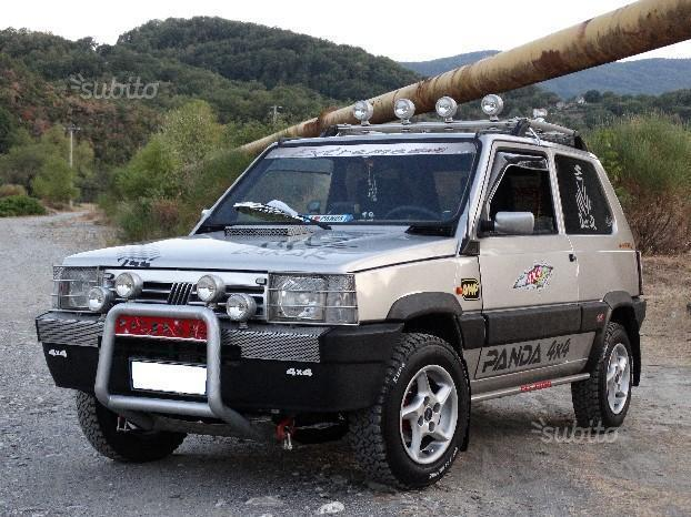 sold fiat panda 4x4 used cars for sale autouncle. Black Bedroom Furniture Sets. Home Design Ideas