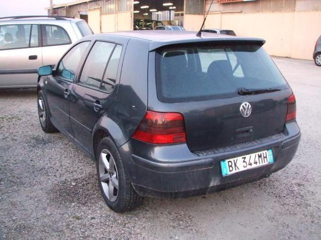 sold vw golf 1 9 tdi 110 cv used cars for sale. Black Bedroom Furniture Sets. Home Design Ideas