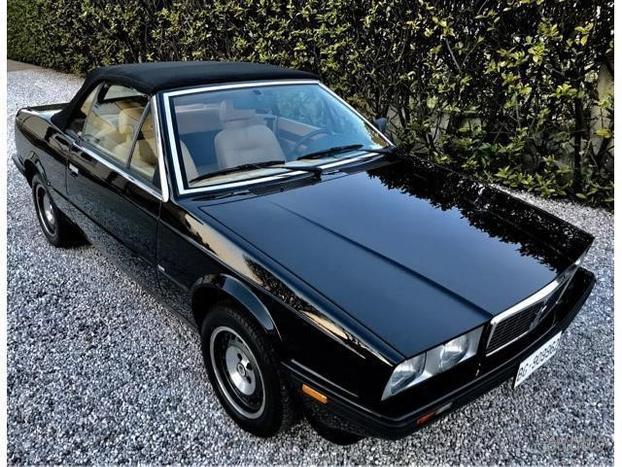 Maserati Biturbo Benzina (1988) a Tezze sul Brenta ...