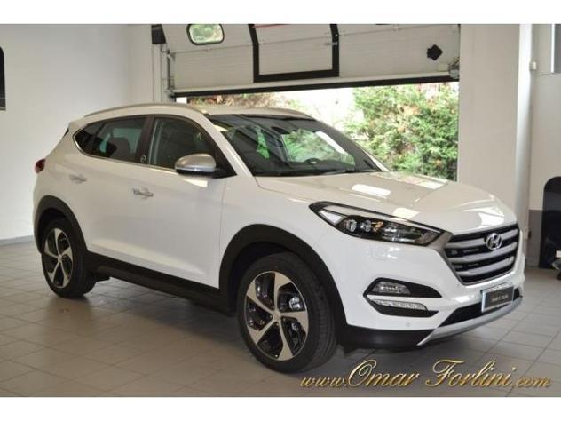 venduto hyundai tucson 1 7 crdi sound auto usate in vendita. Black Bedroom Furniture Sets. Home Design Ideas
