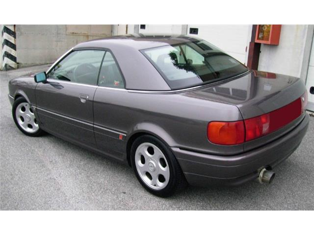 sold audi 80 cabriolet v6 con hard used cars for sale autouncle. Black Bedroom Furniture Sets. Home Design Ideas