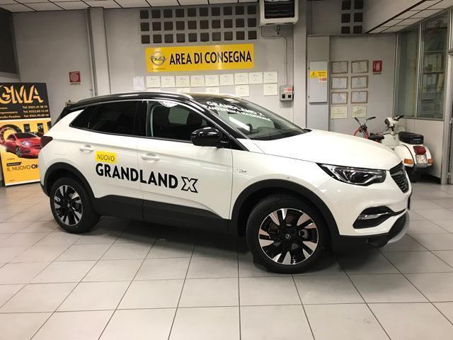 sold opel grandland x 1 6 diesel 1 used cars for sale. Black Bedroom Furniture Sets. Home Design Ideas