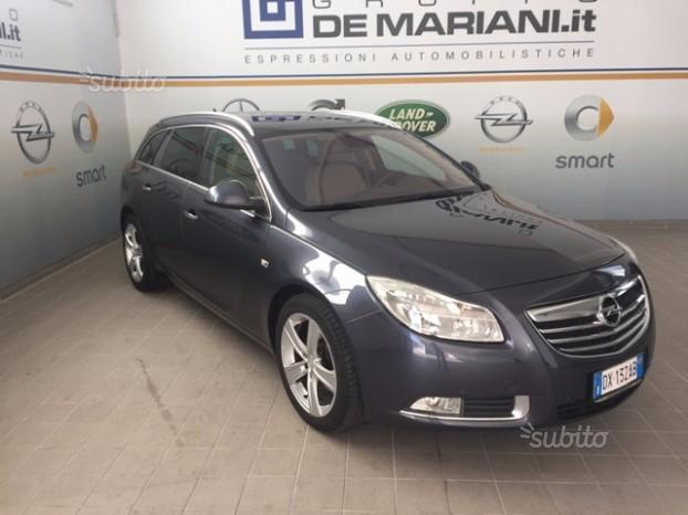 sold opel insignia 2 0 cdti 160 cv used cars for sale autouncle. Black Bedroom Furniture Sets. Home Design Ideas