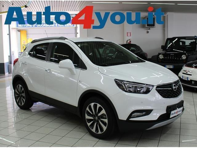 sold opel mokka x innovation 1 4 t used cars for sale. Black Bedroom Furniture Sets. Home Design Ideas