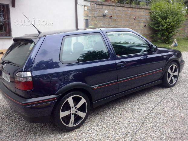 sold vw golf iii 1 9 tdi gt 110cv used cars for sale autouncle. Black Bedroom Furniture Sets. Home Design Ideas