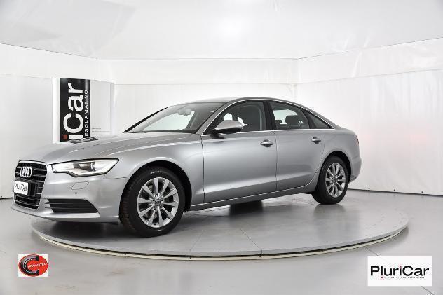 usata Audi A6 3.0 TDI 204cv Quattro S tronic Business plus