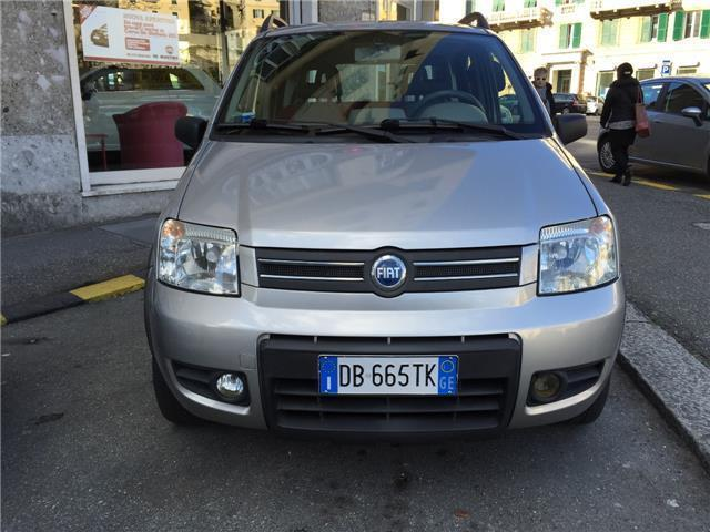 Fiat Panda Trekking For Sale Fiat Panda Cross Specs 2017