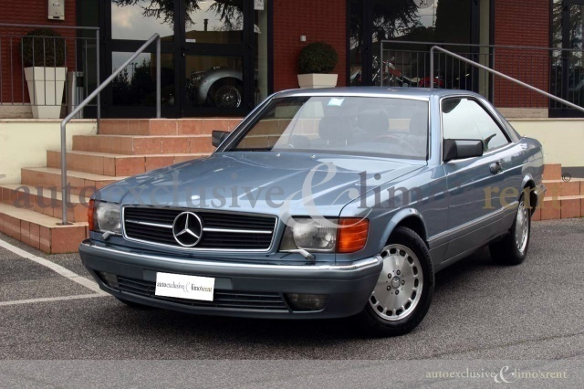 sold mercedes 420 sec coup u00e9