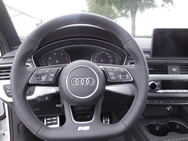 Audi a5 tdi usato bianco
