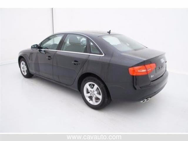 usata Audi A4 A4Avant 2.0 TDI clean diesel multitronic