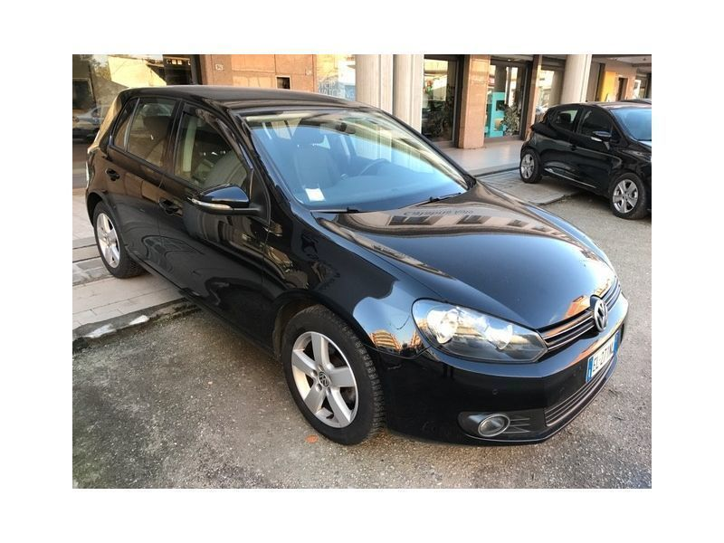 sold vw golf vi 1 6 tdi 105cv 5p b used cars for sale. Black Bedroom Furniture Sets. Home Design Ideas