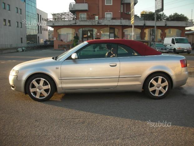 Audi a8 usate lombardia 1