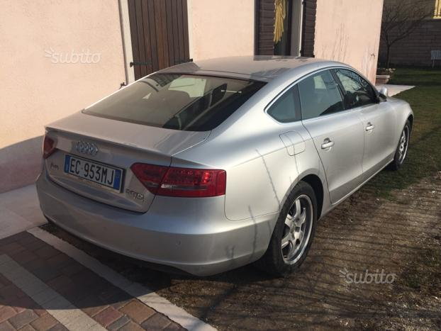 Prezzo audi a5 sportback 20 tdi 2010 for sale