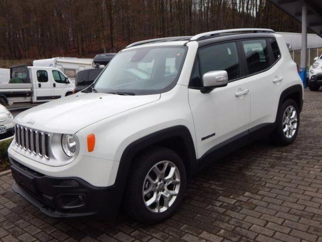 usato 1 4 multiair limited jeep renegade 2015 km in campobasso cb. Black Bedroom Furniture Sets. Home Design Ideas