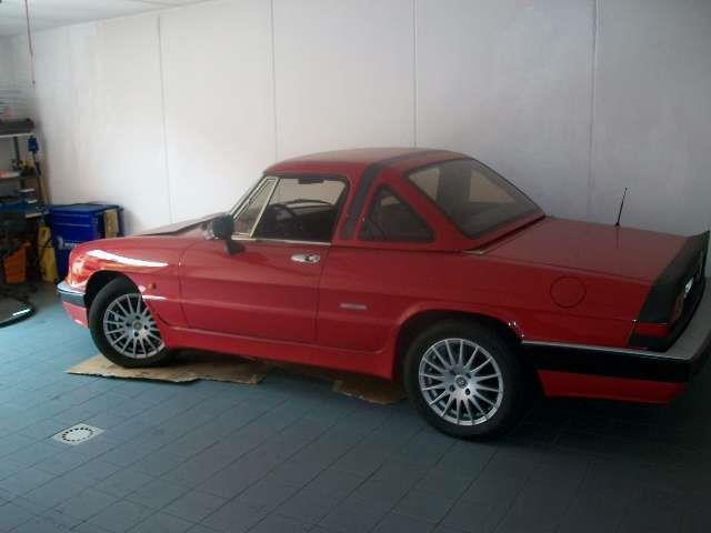 Sold Alfa Romeo Spider Hard Top Used Cars For Sale AutoUncle - Alfa romeo spider hardtop for sale