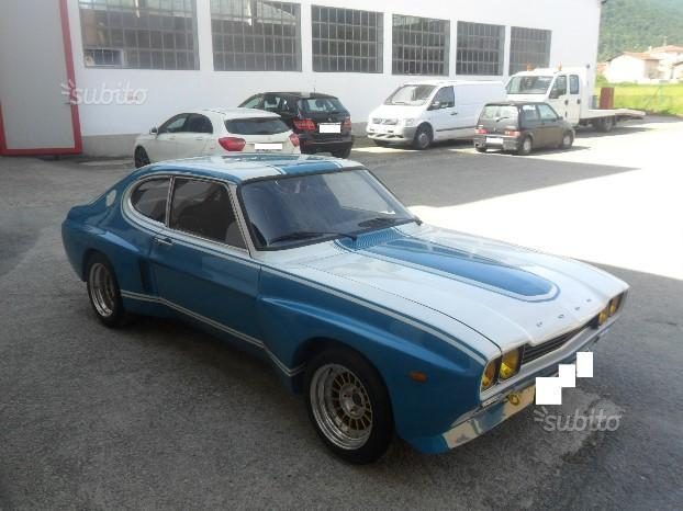 sold ford capri 2600 rs used cars for sale autouncle. Black Bedroom Furniture Sets. Home Design Ideas